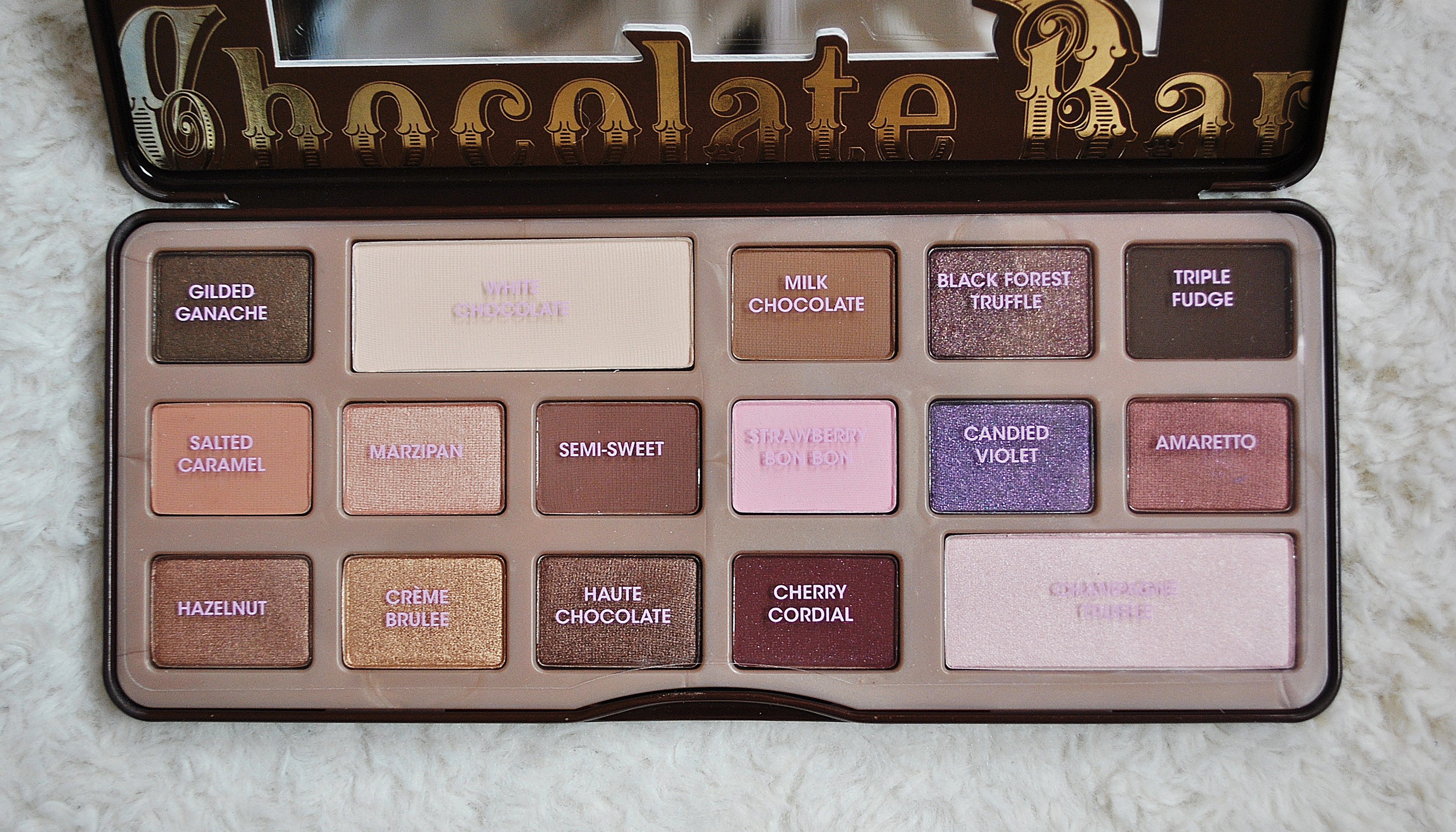Maquillage too faced pas cher - Candy bar pas cher ...